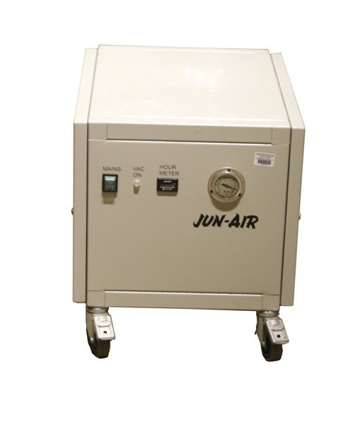 Jun Air V-100 Vacuum Pump Compressor
