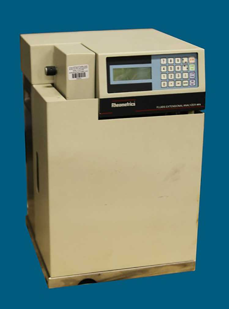 Rheometric Fluids Extensional Analyzer   RFX - 3