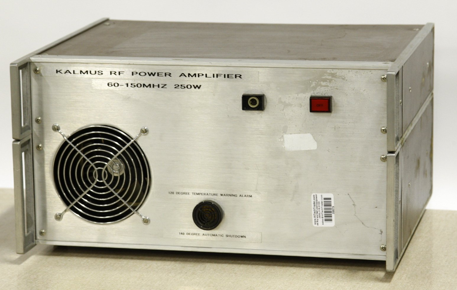 Kalmus RF Power Amplifier