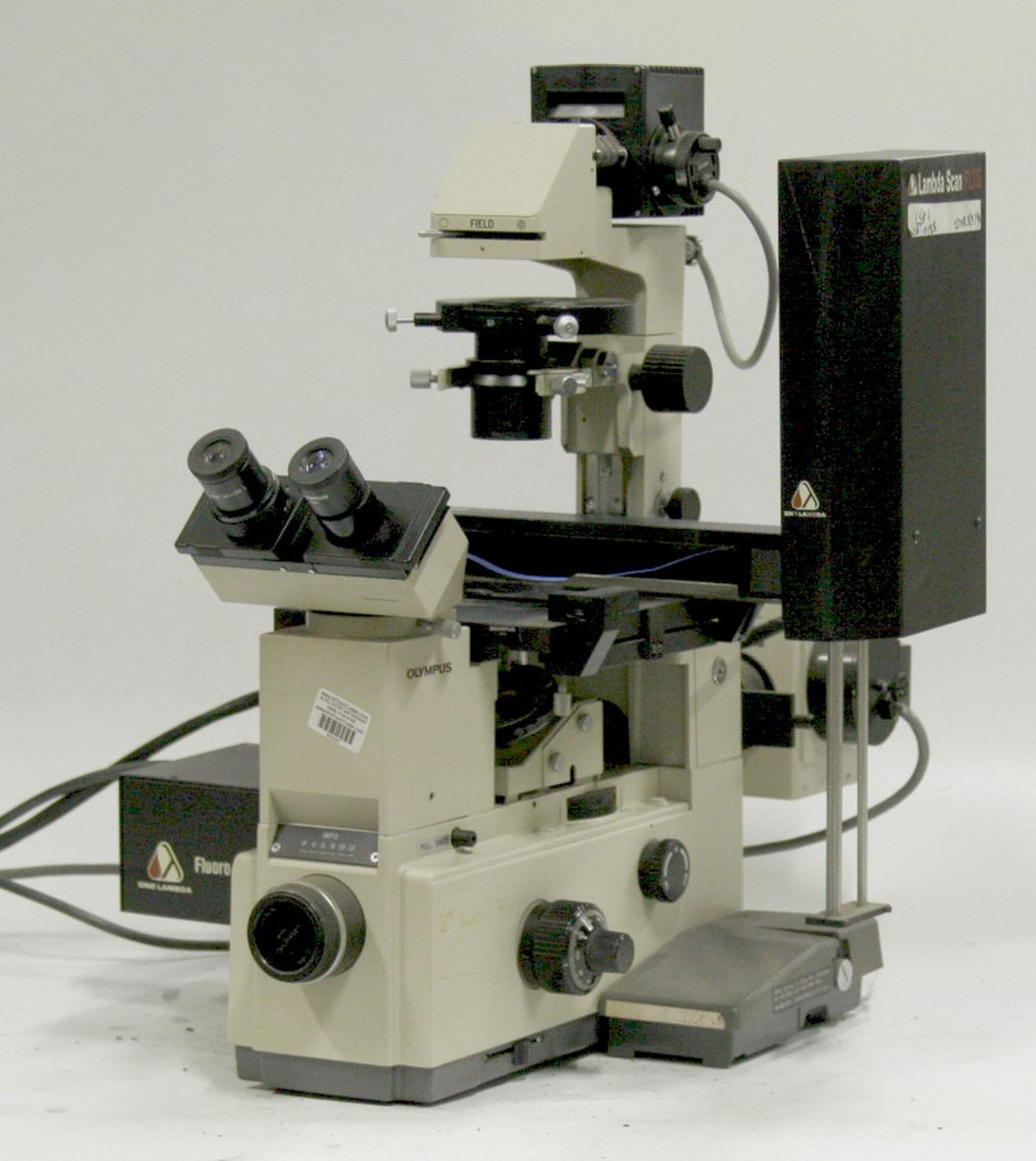 Olympus  Inverted Microscope Model IMT-2