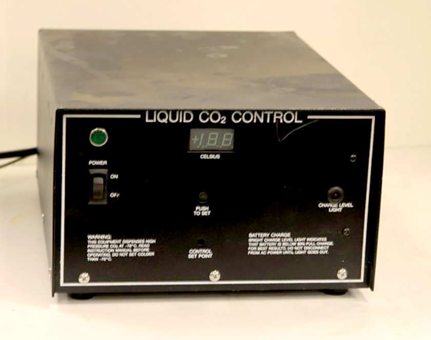Liquid CO2 Control Unit