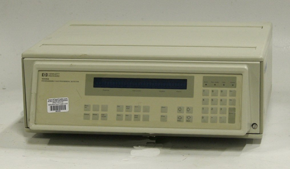 HP Programmable Electrochemical Detector Model 1049A