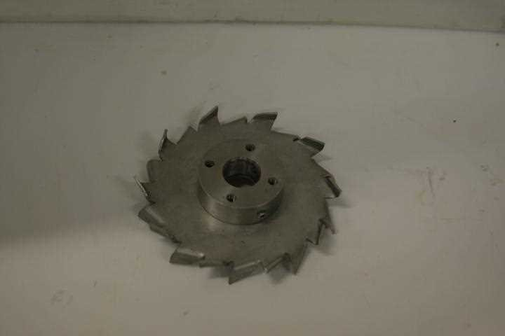 Austenitic Stainless Steel Open Radial Flow Impeller - 1