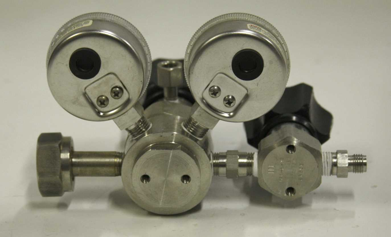 MG Gas Regulator Model SGS 160A - 1