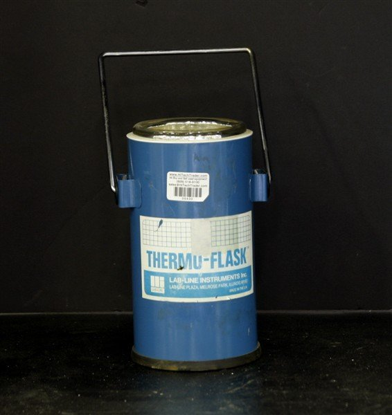 Lab-Line Thermo Flask 1 Liter Capacity
