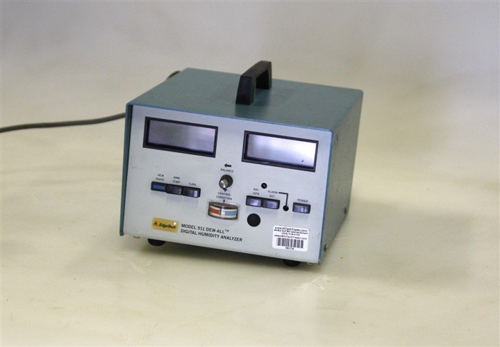 EdgeTech Model 911 Dew-All Digital Humidity Analyzer