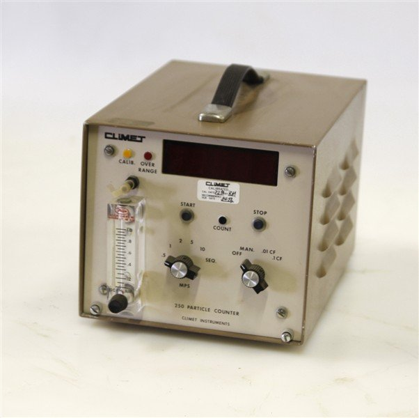 Climet Model 250 Particle Counter