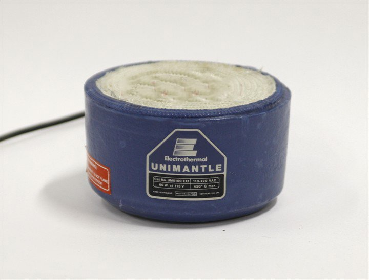 Electrothermal Unimantle Heating Mantle, 100 ml