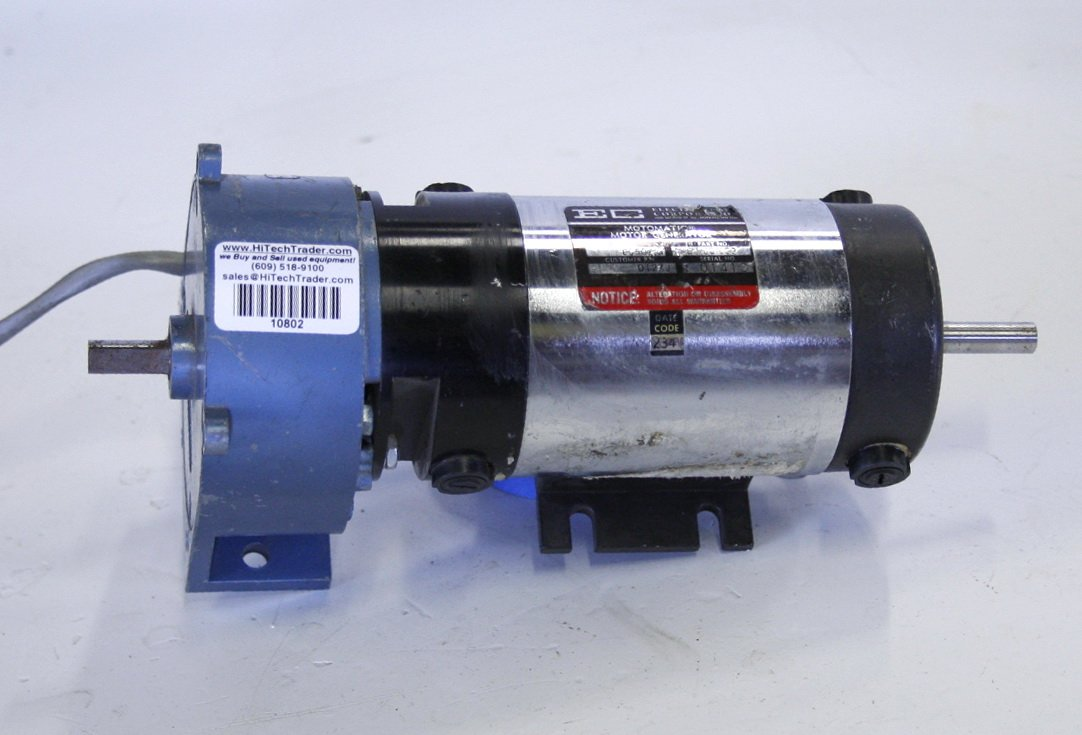 Electro Craft Motomatic Motor Generator E650MG