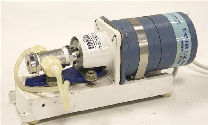 FMI Cavity Metering Pump Model QSY