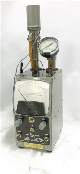 Gardner Associates Small Particle Detector