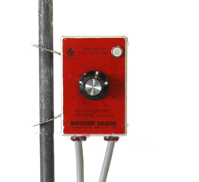 Multicore Solders Heating Mantle Controller PL 112