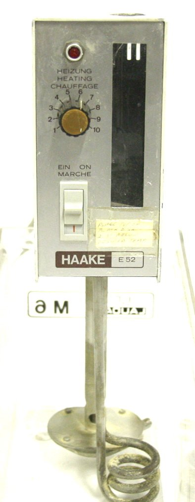 Haake E52N Immersion Heater Circulator
