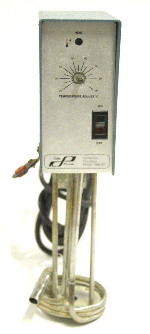 Cole Parmer 1266-30 Water Bath Immersion Circulator