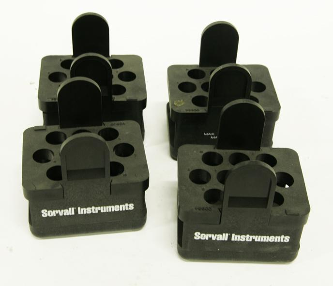 Sorvall Rotor Bucket Inserts 00884
