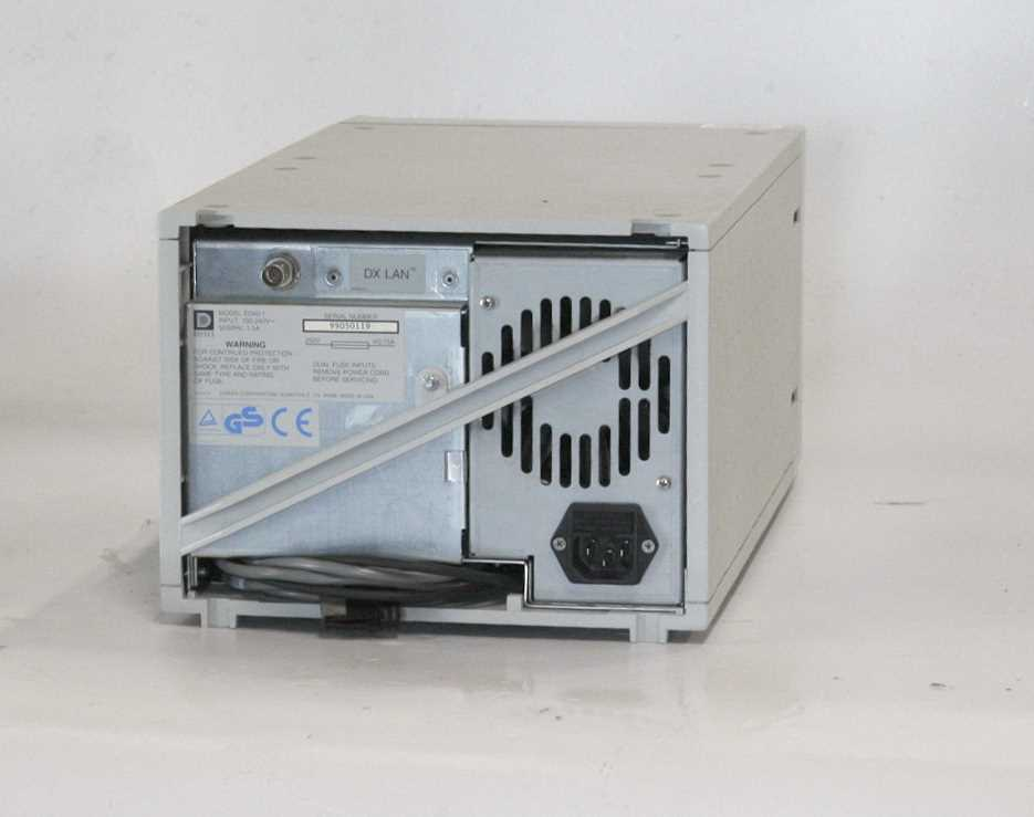 Dionex ED40 Electrochemical Detector – 1