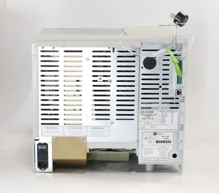 Dionex AS3500 Spectra System Autosampler – 2
