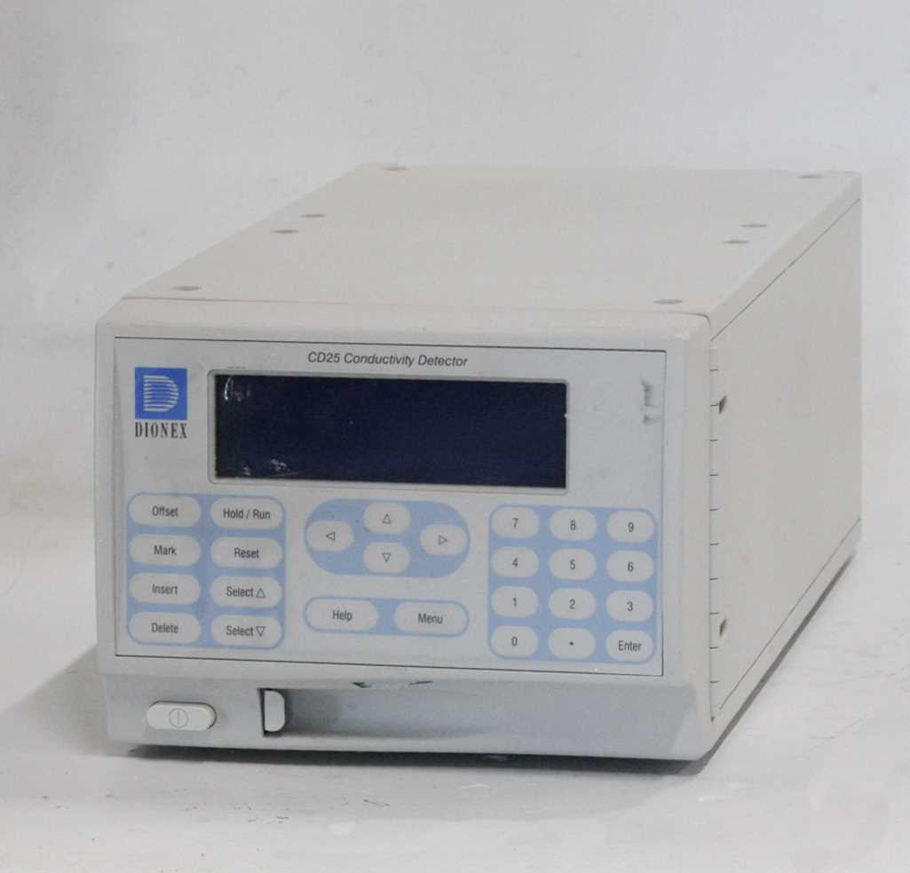 Dionex CD25 Conductivity Detector