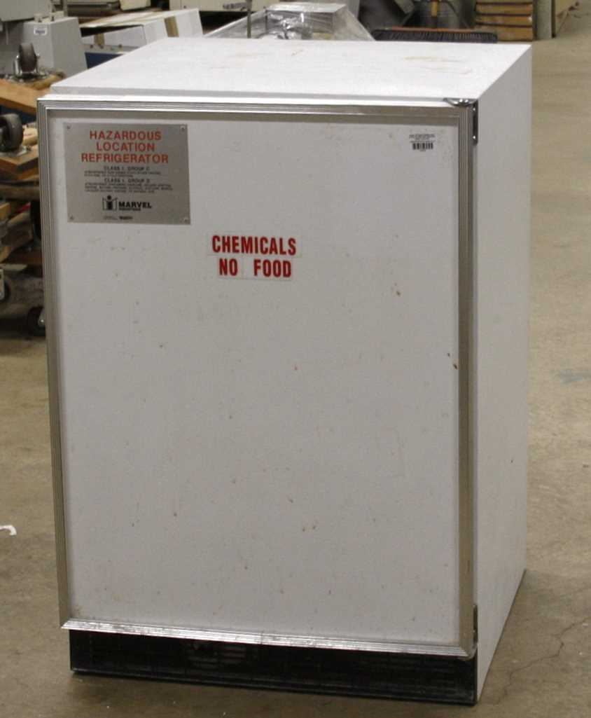 Marvel Industries Hazardous Location Refrigerator