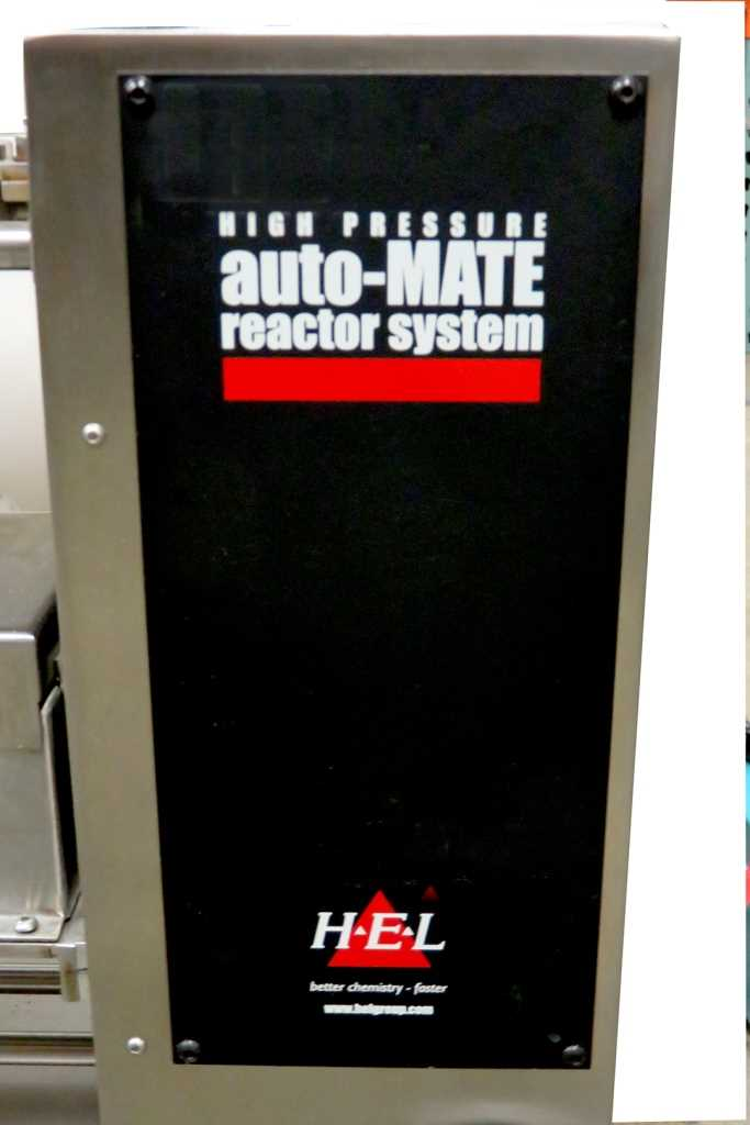 HEL Auto-Mate 4  Reactor System Hast C - 8