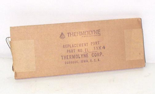Thermolyne EL 11x4 Muffle Furnace Heater Element