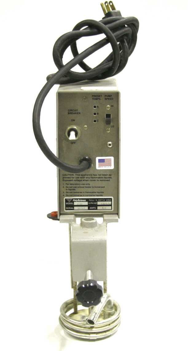 VWR Polyscience 1120 Immersion Heating Circulator - 2