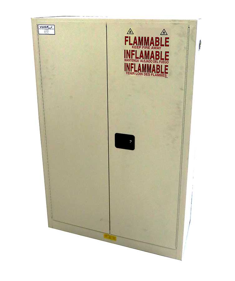 Flammable Liquid Storage Cabinet 45 gal