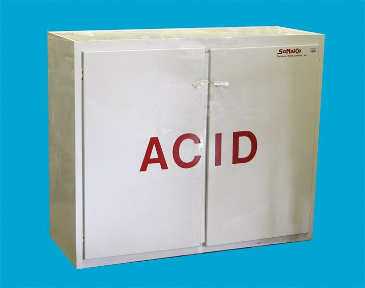 SciMatCo Acid Safety Cabinet