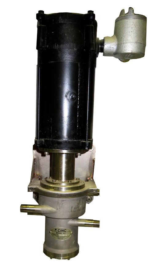Tuthill Series D Gear Pump
