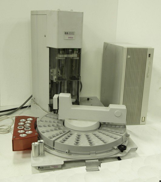 Hewlet Packard Solid State Extraction SPE Autosampler