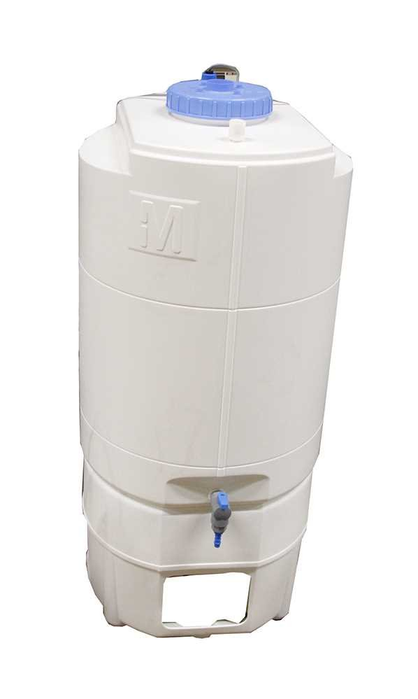 Millipore 60 Liter Polyethylene Water Storage Tank
