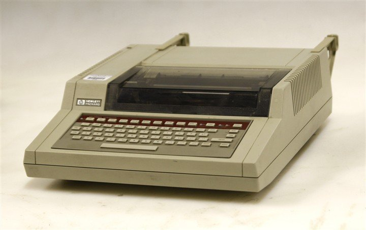 Hewlett Packard Integrator Model 3396A