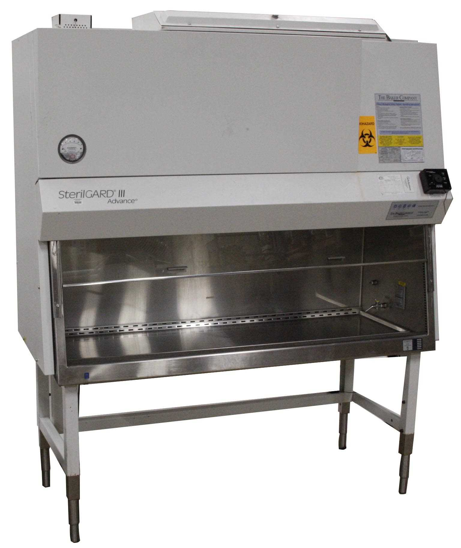 Baker Company SterilGARD III Biological Fume Hood Model SG603