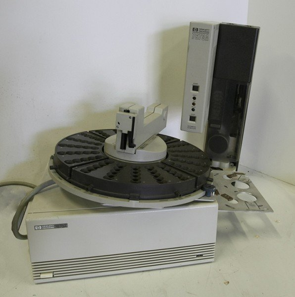 Hewlett Packard 7673A Autosampler for GC Series 7673A
