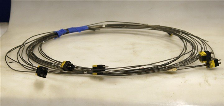 Thermocouple J Extra Long Probes 15-18 feet