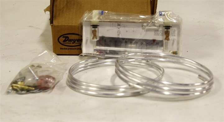 Dwyer 251-AF Inclined Air Filter Gage