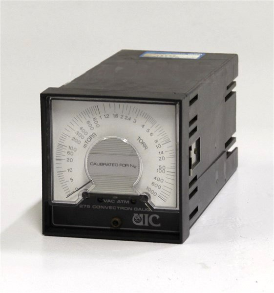 Granville Readout for Model 275 Convectron Vacuum Gauge