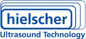 logo for Hielscher Ultrasound technology