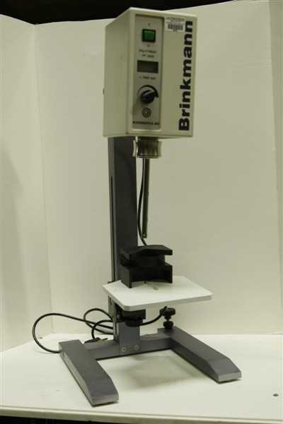 Kinematica Polytron PT-MR-3000 Homogenizer - 1