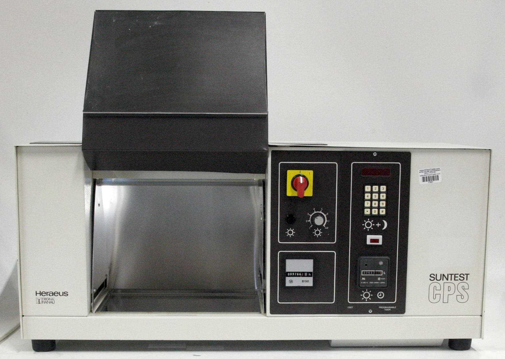 Heraeus Suntest CPS Accelerated Light Fastness Tester 4