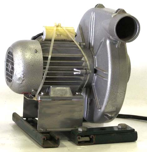 K Leister-CH Kagiswil Centrifugal Blower