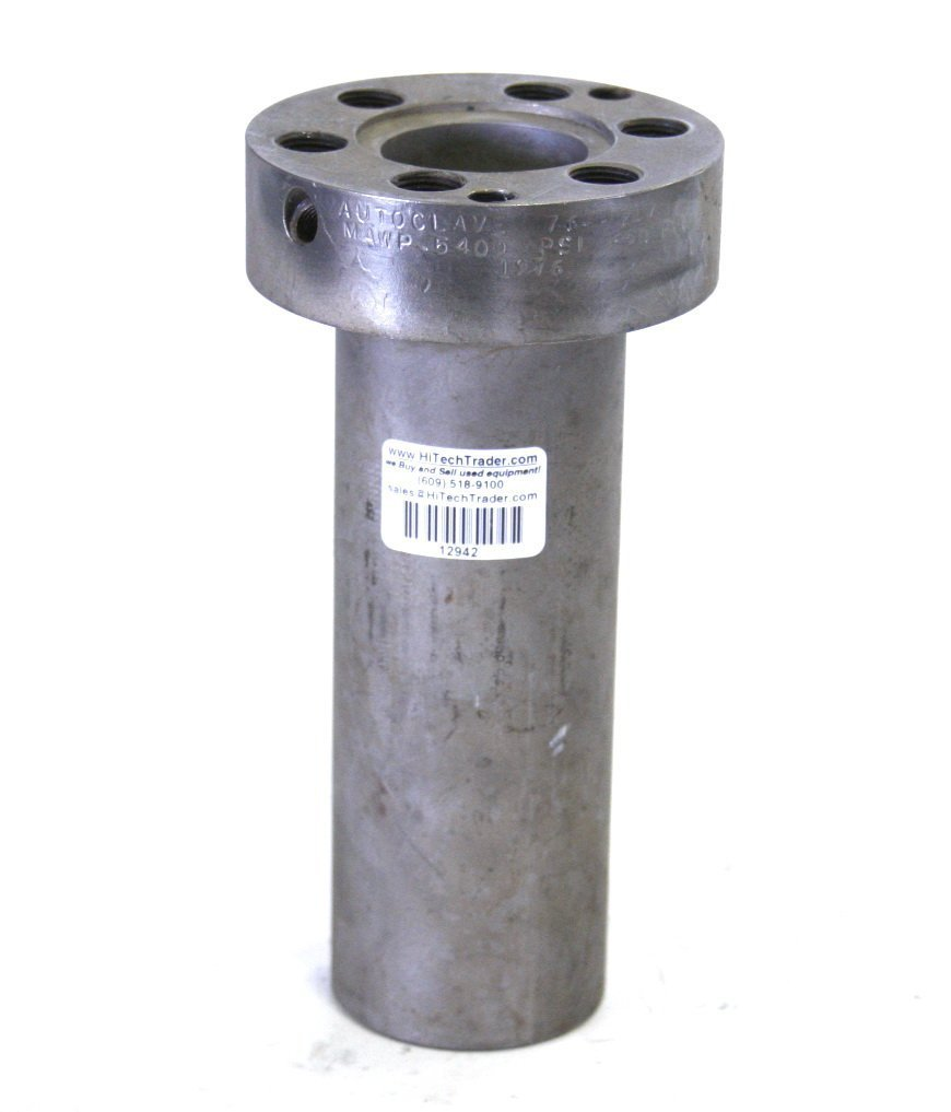 Autoclave Engineers 76-4117 250ml  Reactor Bottom