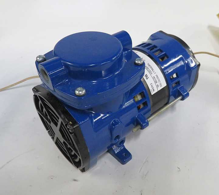 Thomas 107CA18-TFE Gas Compressor