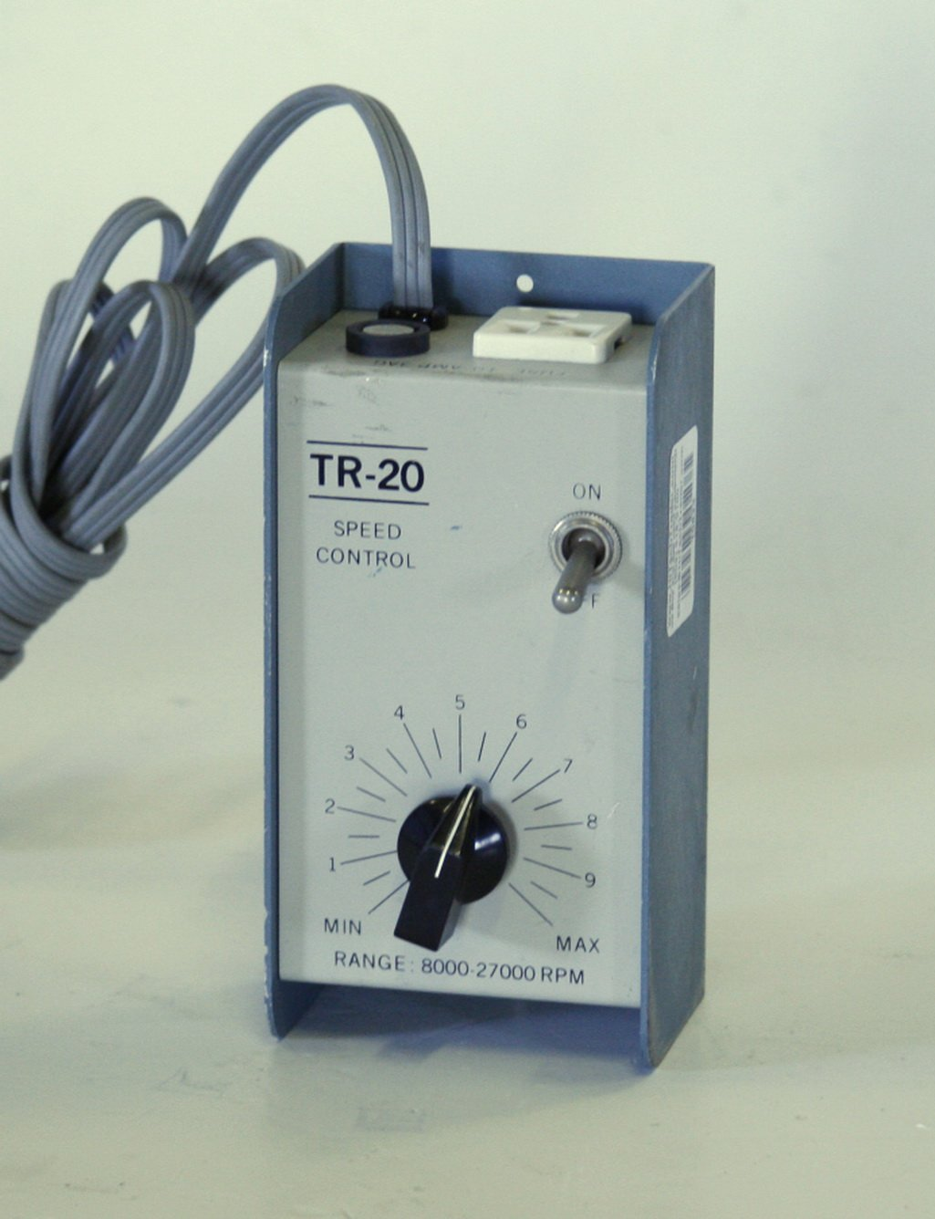 Hampshire Controls Corp TR-20 Speed Controller