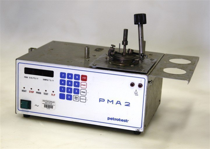 Petrotest PMA 2 Flash Point Tester